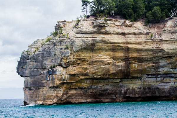 Indianhead Point Up Photography Art | Lake LIfe Images