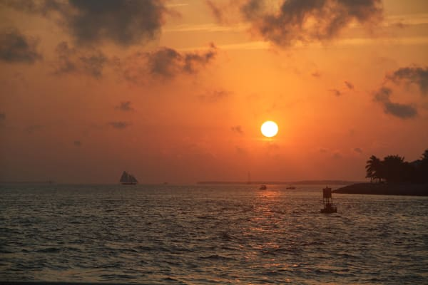 Key West From Mallory Square Photography Art | Lake LIfe Images