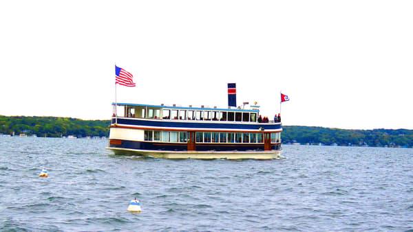 Lake Geneva Cruise Photography Art | Lake LIfe Images