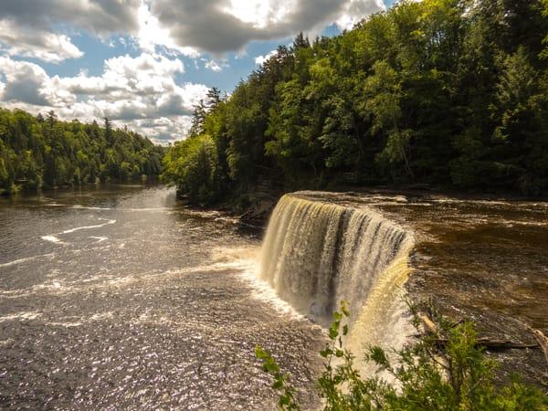 Tahquamenon Falls And River Photography Art | Lake LIfe Images