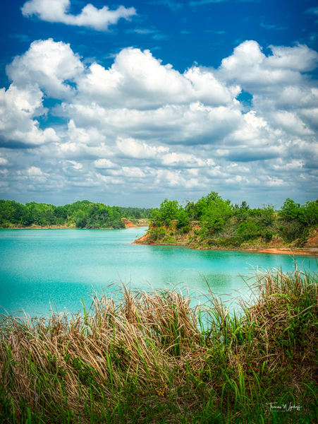 Baldwin County Quarry, 2020. Photograph for sale by Thomas Wyckoff.