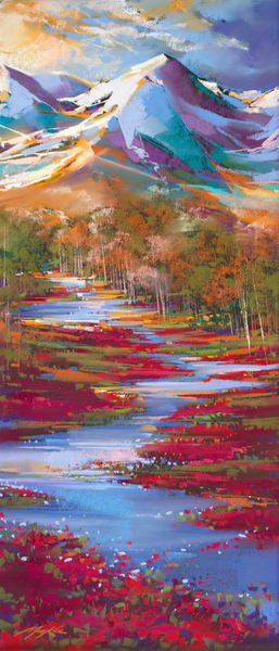 Highland Flora Art | Michael Mckee Gallery Inc.
