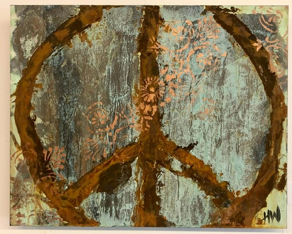 Peace Art | Holly Whiting Art