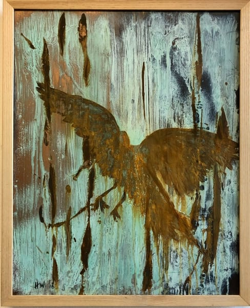 Crow Art | Holly Whiting Art