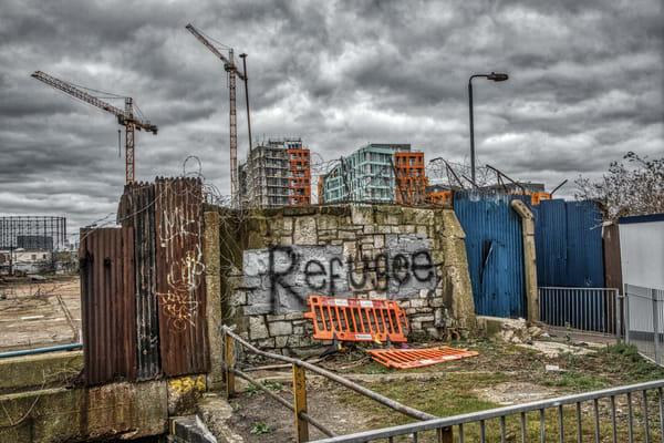 Refugee Photography Art | Robert Leaper Photography