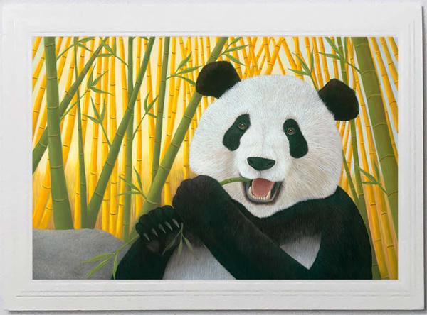 Trozzo-Panda Card