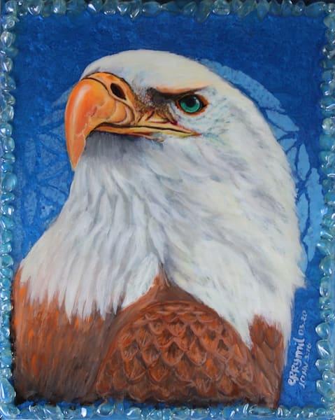 The Mighty Eagle Art | errymilbatolart
