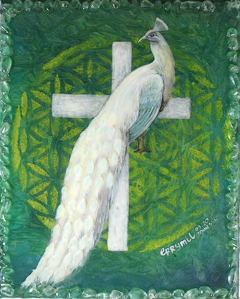 The White Peacock Art | errymilbatolart
