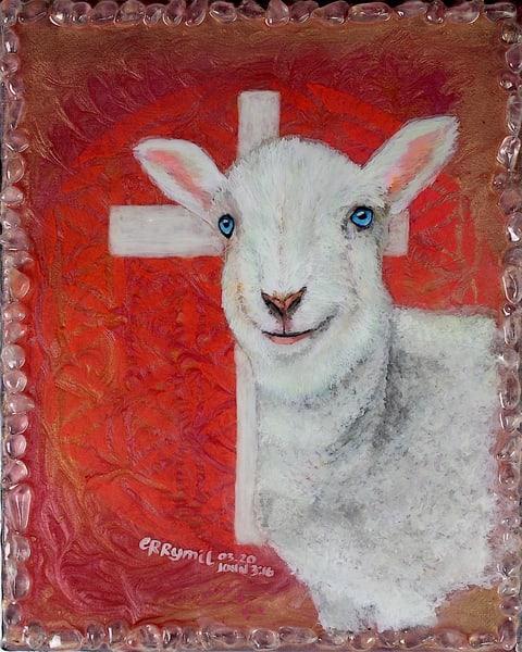 The Lamb Of God Art | errymilbatolart
