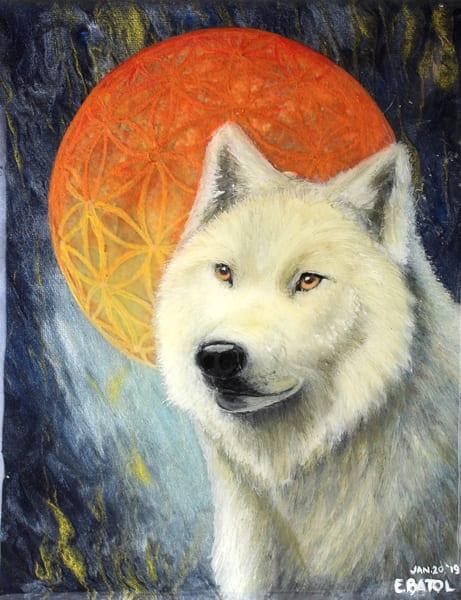 Wolf Moon Art | errymilbatolart