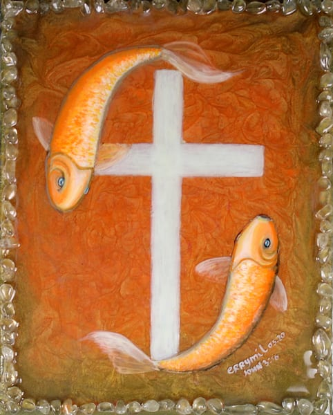 Fish Be With You Art | errymilbatolart
