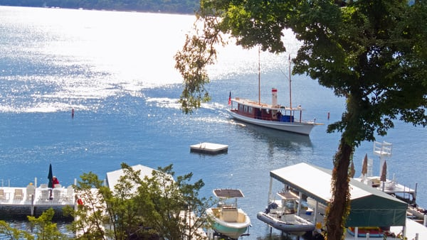 Docking Photography Art | Lake LIfe Images