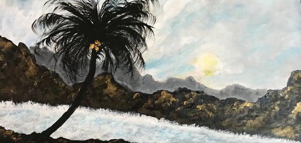 Raging River In Hawaii Art | House of Fey Art