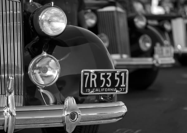Classic Packards Photography Art | Shaun McGrath Photography
