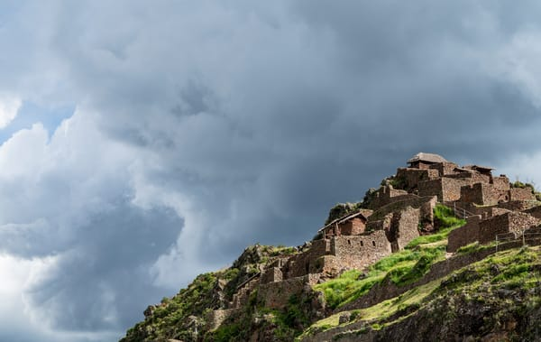 Inca Ruins Photography Art | Kit Noble Photography