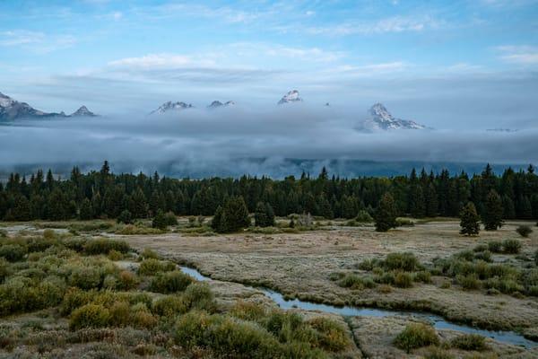 Tetons National Park Photography Art | Kit Noble Photography