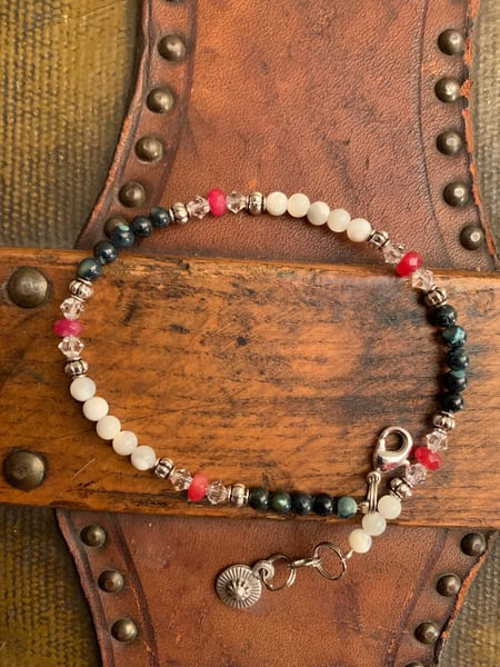 Pure Class Anklet Art | Mickey La Fave