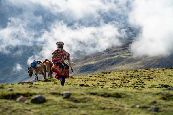 Peruvian Shepherd Photography Art | Kit Noble Photography