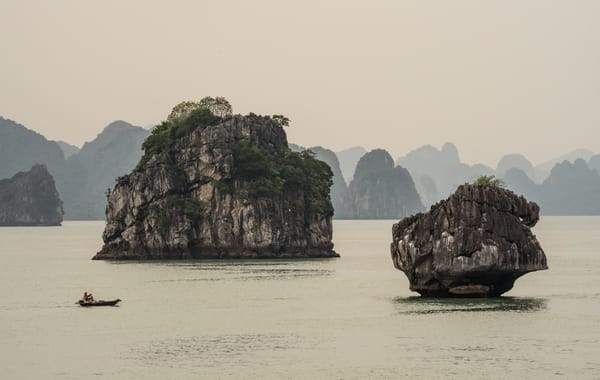 Ha Long Bay Photography Art | Kit Noble Photography