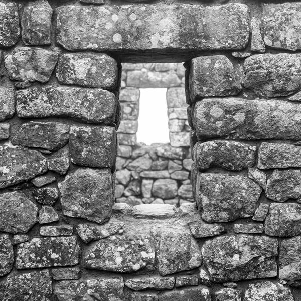 Windows Machu Picchu Photography Art | Kit Noble Photography