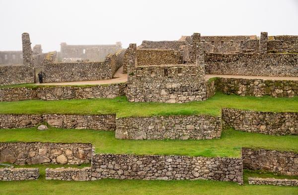 Terraces Machu Picchu Photography Art | Kit Noble Photography