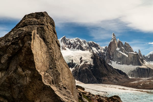 Cerro Torre, Patagonia Photography Art | Kit Noble Photography