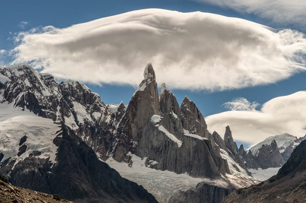 Cerro Torre, Patagonia #3 Photography Art | Kit Noble Photography