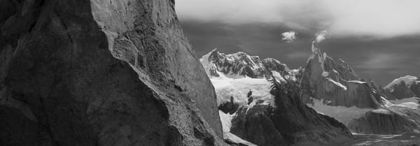Cerro Torre, Patagonia #4 Photography Art | Kit Noble Photography