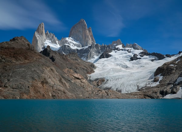 Mount Fitzroy, Patagonia #2 Photography Art | Kit Noble Photography