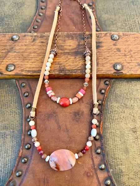 Moab Necklace Art | Mickey La Fave
