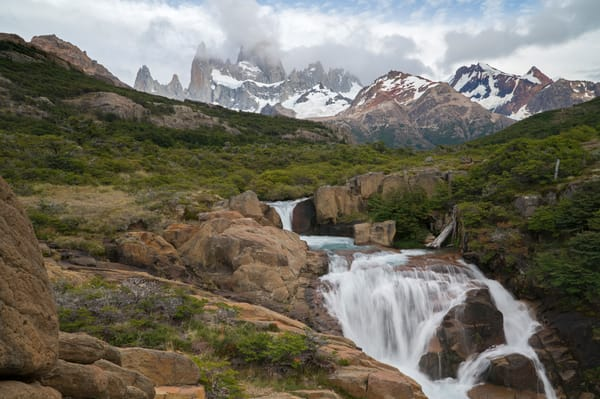 Mount Fitzroy, Patagonia #3 Photography Art | Kit Noble Photography