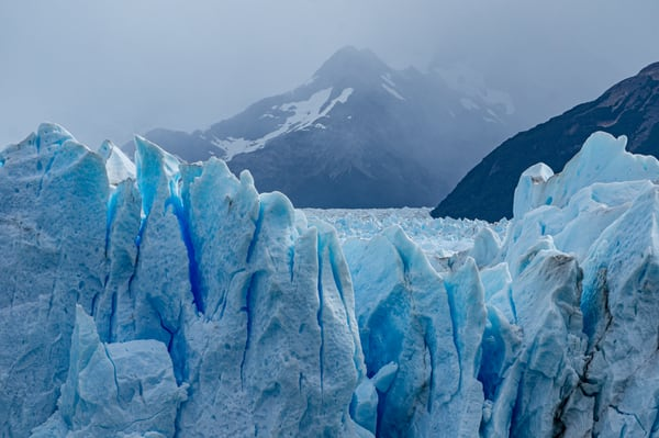 Perito Moreno Glacier Photography Art | Kit Noble Photography