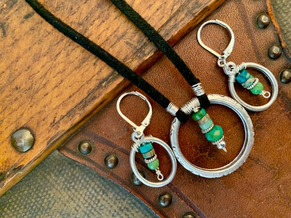 Alexa Necklace And Earring Set Art | Mickey La Fave