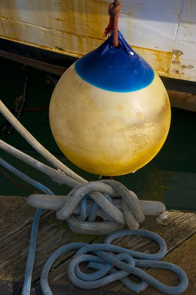Buoy and Rope
