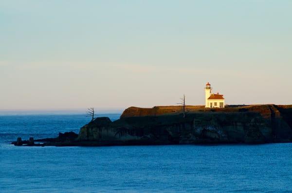 First Light, Cape Arago Lighthouse