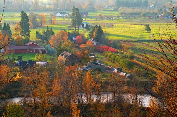 Oregon Countryside Art | Shaun McGrath Photography
