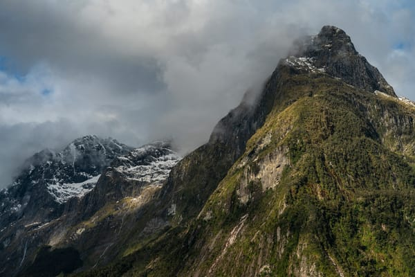 Milford Sound Photography Art | Kit Noble Photography