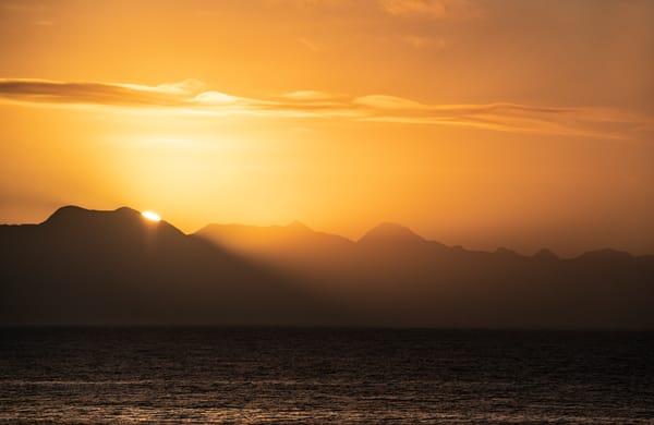 South Africa Sunrise Photography Art | Kit Noble Photography