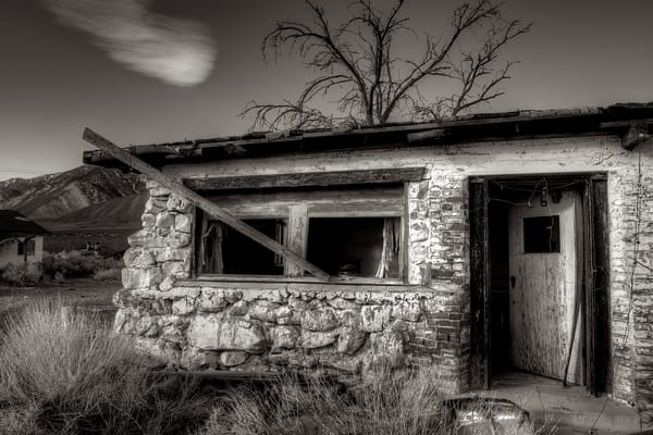 Rural Desert Shack Photography Art | Shaun McGrath Photography