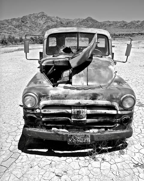Old Dodge in the Desert