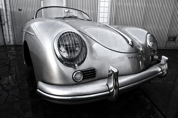 Vintage Porsche Speedster Photography Art | Shaun McGrath Photography