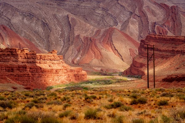 Mexican Hat 092 Photography Art | Carol Brooks Parker Fine Art Photography