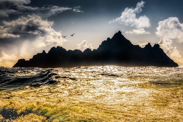 Skellig Michael Photography Art | Robert Leaper Photography