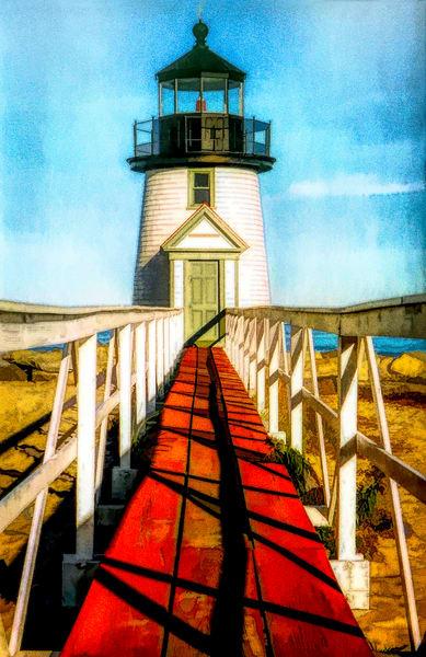 Brant Point Light Photography Art | Pam Phillips Photography