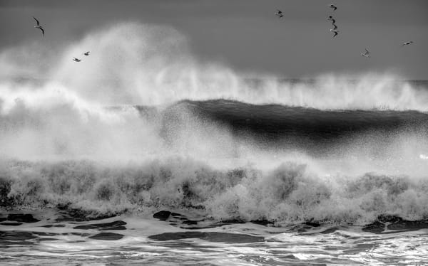 Storm Waves Photography Art | Kit Noble Photography