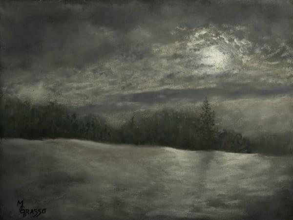 Winter Solstice   Original Art   Mark Grasso Fine Art