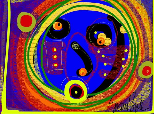 Blued Out Of My Mind Art | Susan Fielder & Associates, Inc.