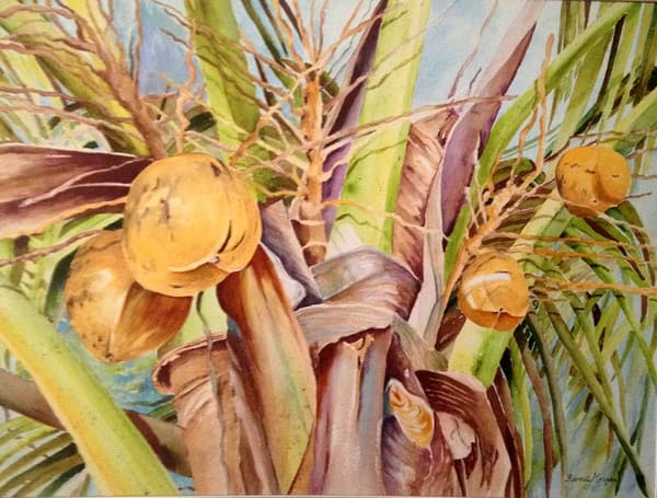 Tropical Botanicals by Beverly Morgan