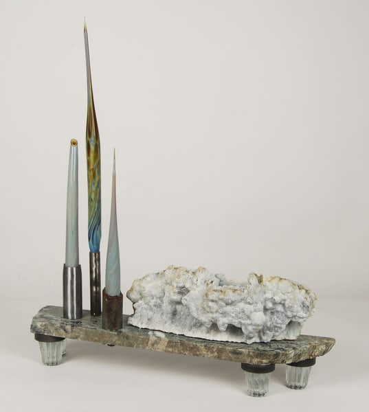 """""""Chaos No. 11, Arctic Drilling"""" 