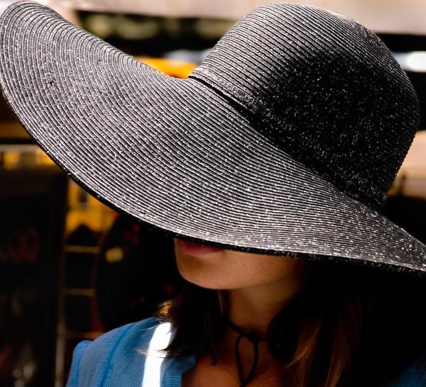 Erica S Hat Photography Art | Dan Katz, Inc.